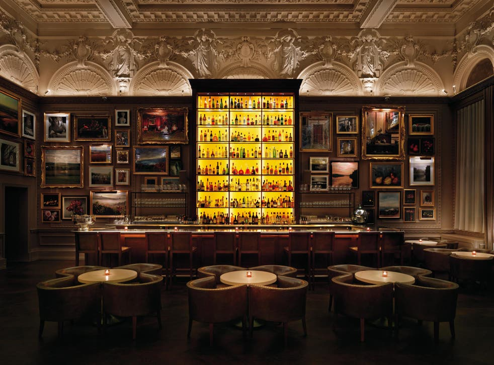 Popular: Chiltern Firehouse is the current celebrity haunt