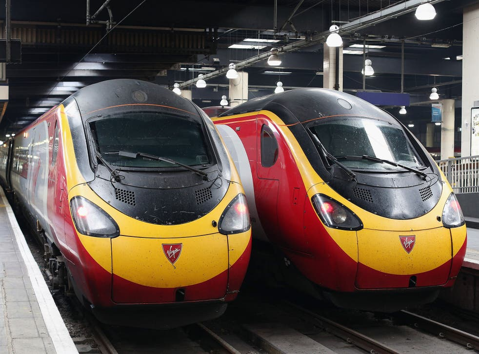 Virgin Trains was at the centre of an overcrowding row this week after accusations levelled by Labour leader Jeremy Corbyn