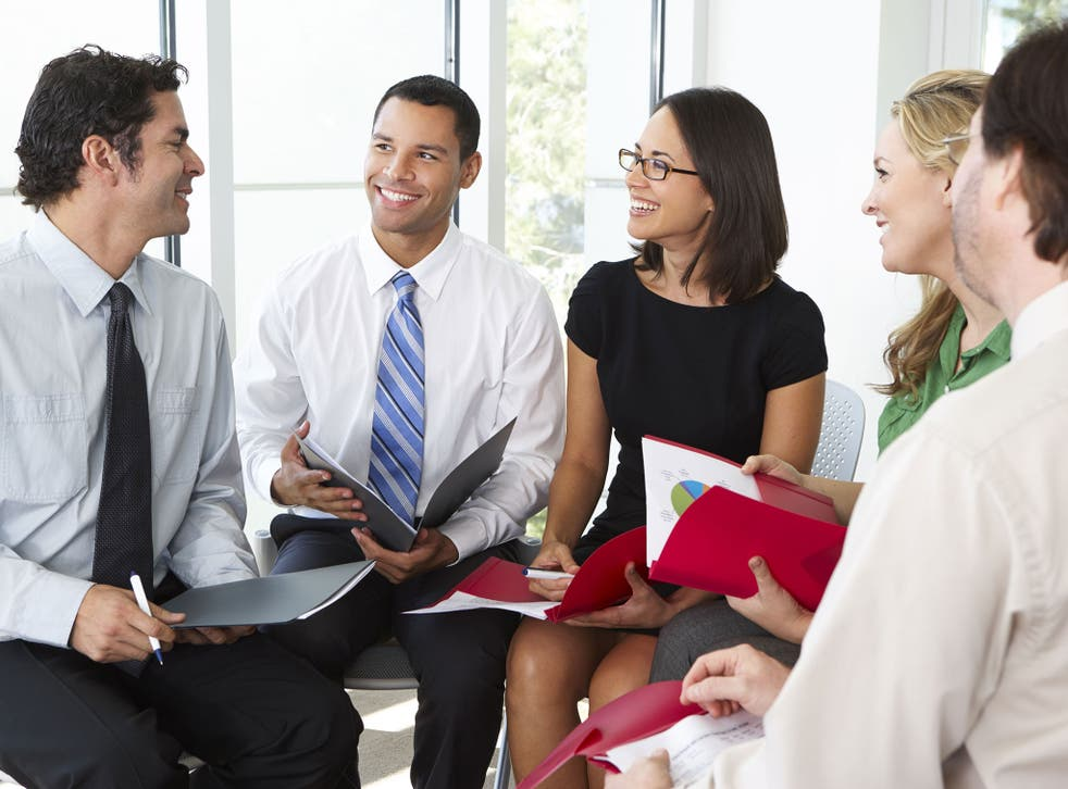 Women only speak more than men in small groups, in a collaborative context