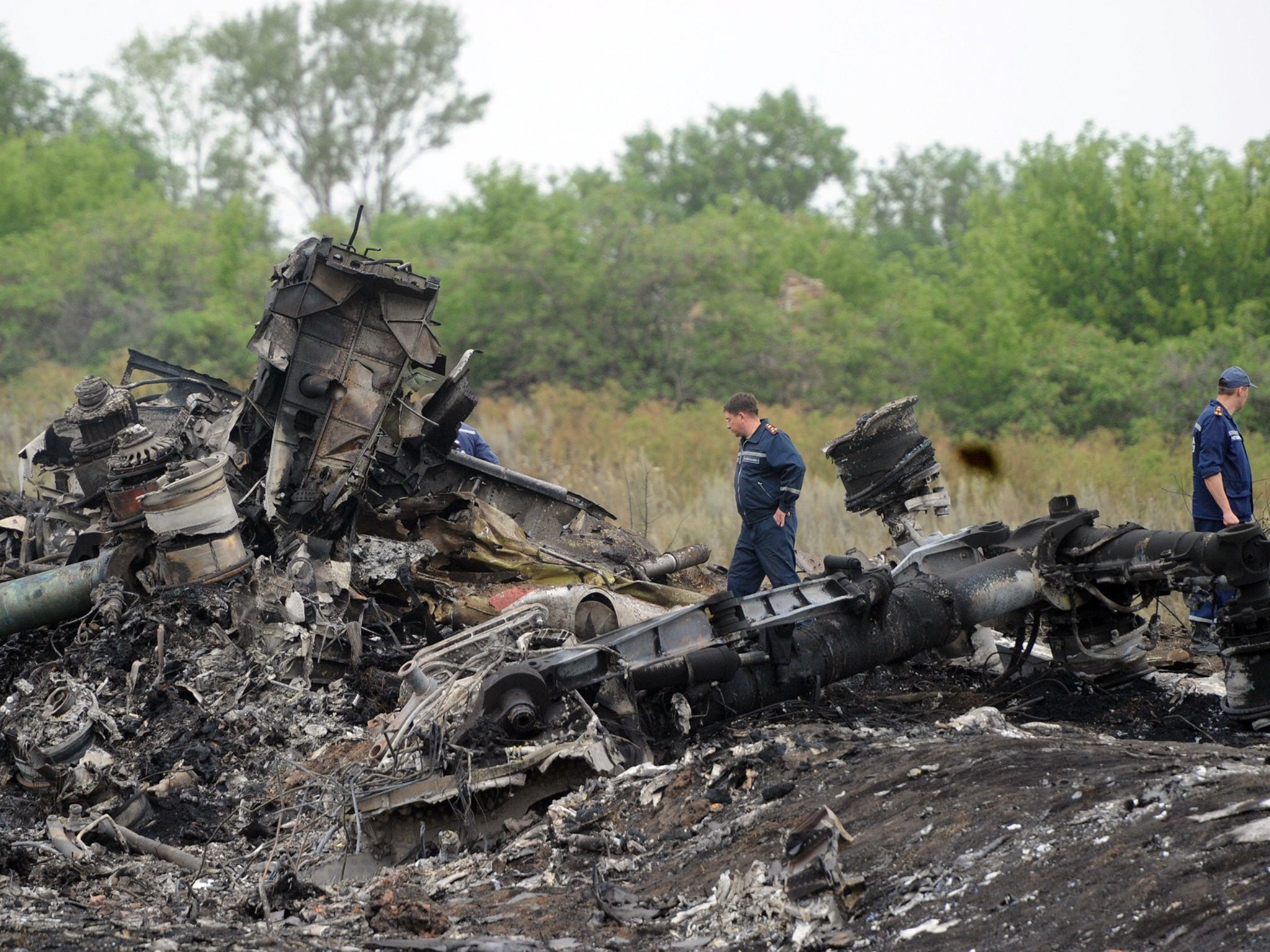 Malaysia Airlines flight MH17 crash: 'Nine Britons, 23 ...
