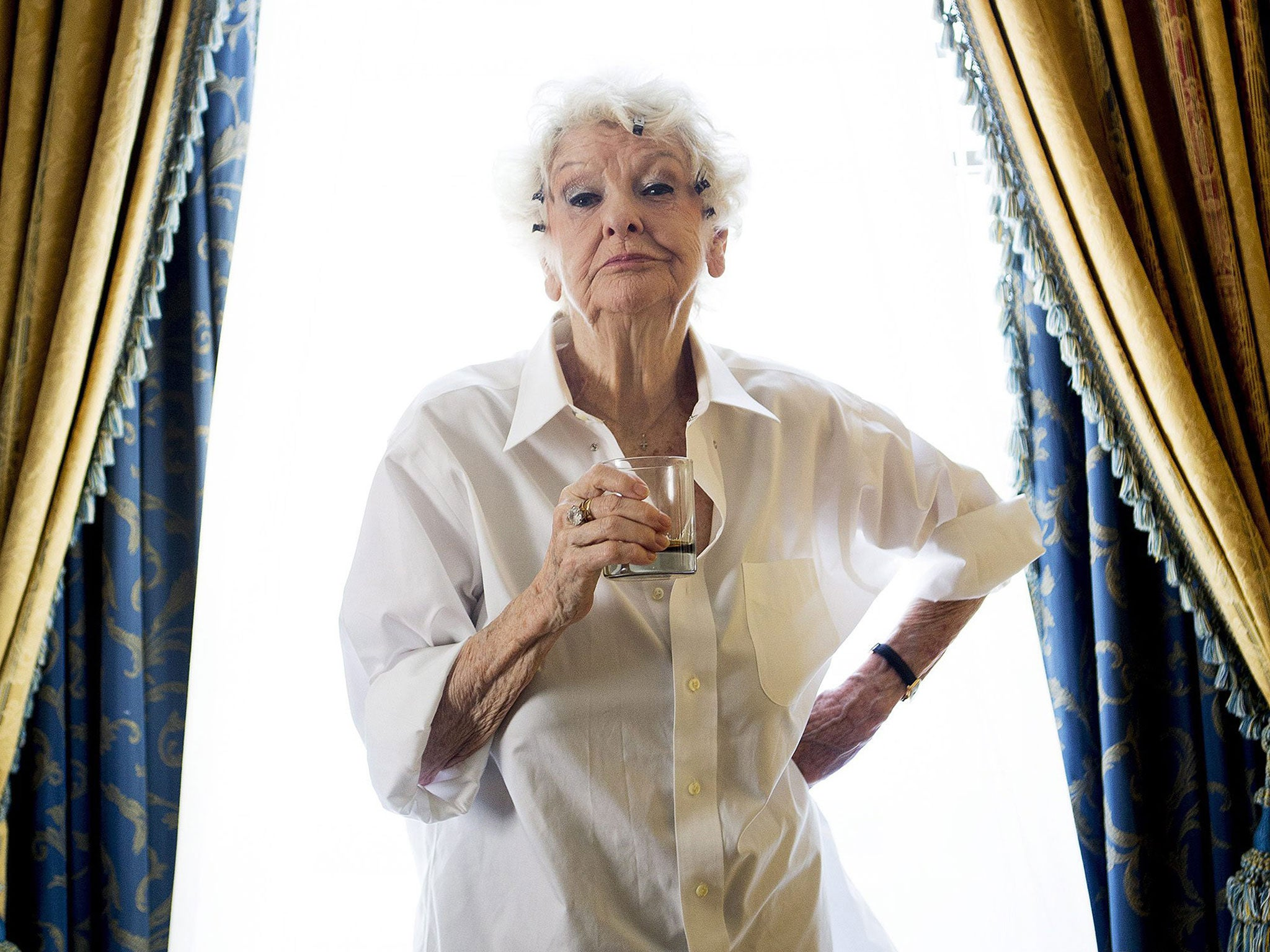Elaine Stritch: Hard-living actress and singer whose acerbic wit and ...