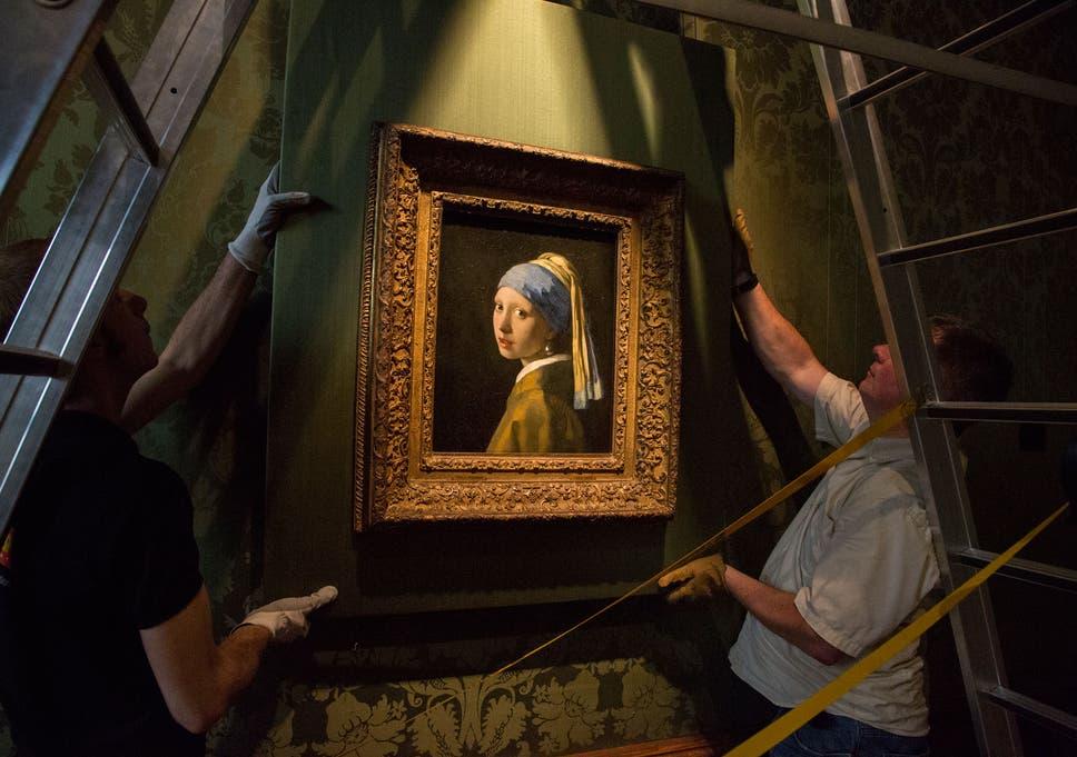 Johannes vermeer wife sexual dysfunction