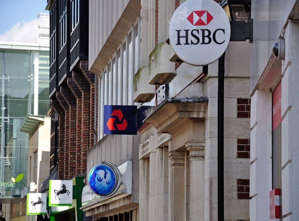 High costs on the high street: the largest players in British banking may not have enough incentive to be competitive