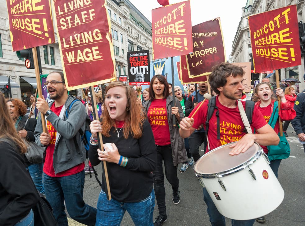 Picturehouse Cinemas, owners of The Ritzy in Brixton, has been subject to a vociferous campaign against its refusal to pay staff the Living Wage