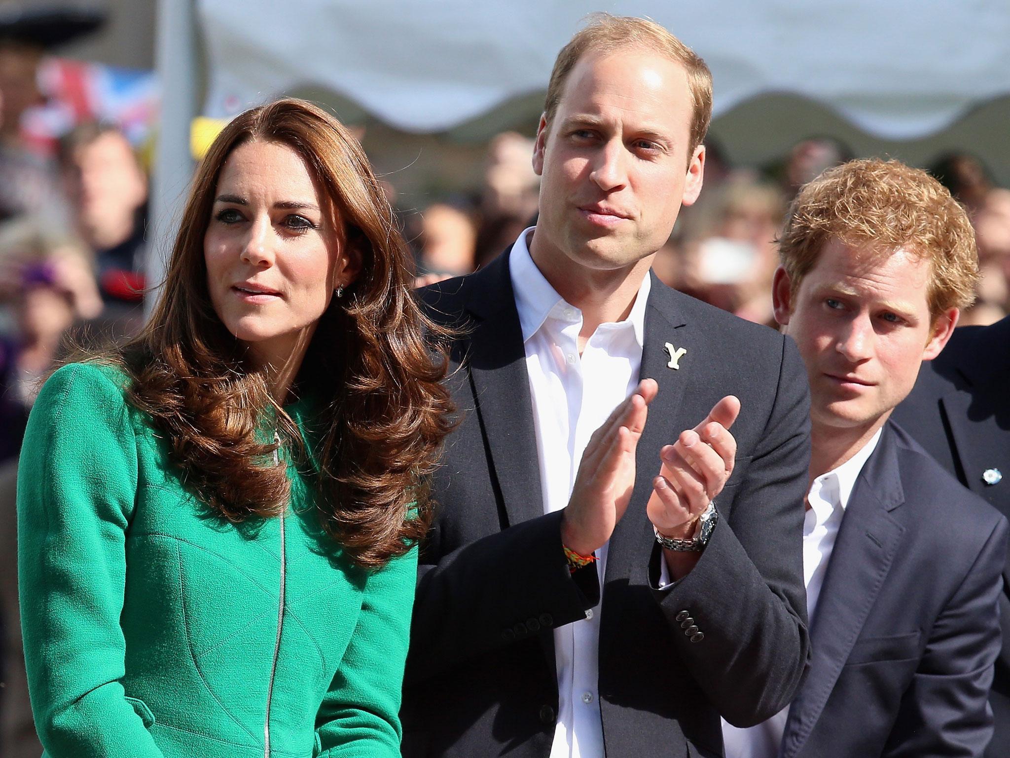 On royal family: