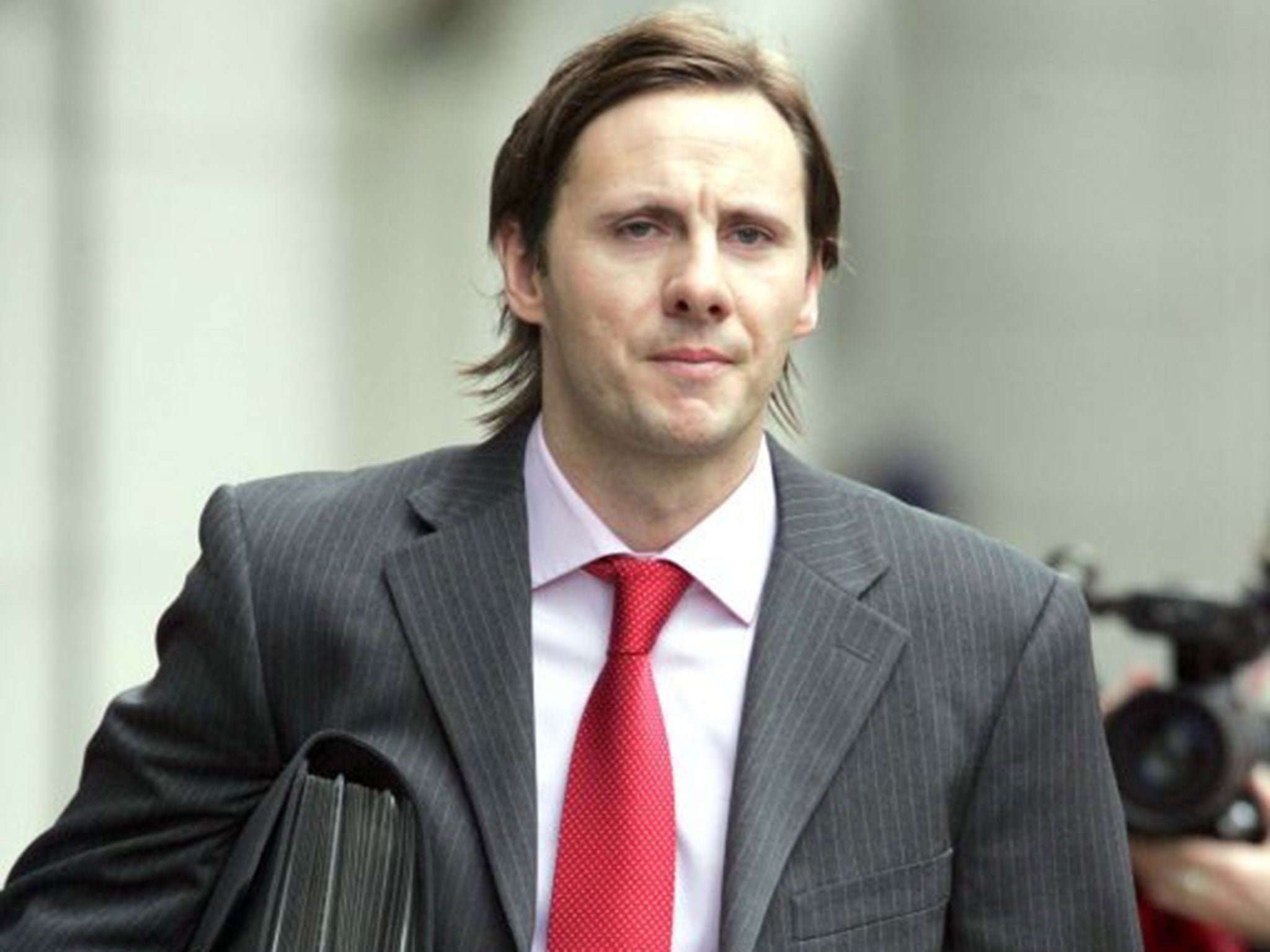 546c0e579 The making of Glenn Mulcaire  A strong character and an excellent organiser  who commanded respect and was convicted of phone hacking