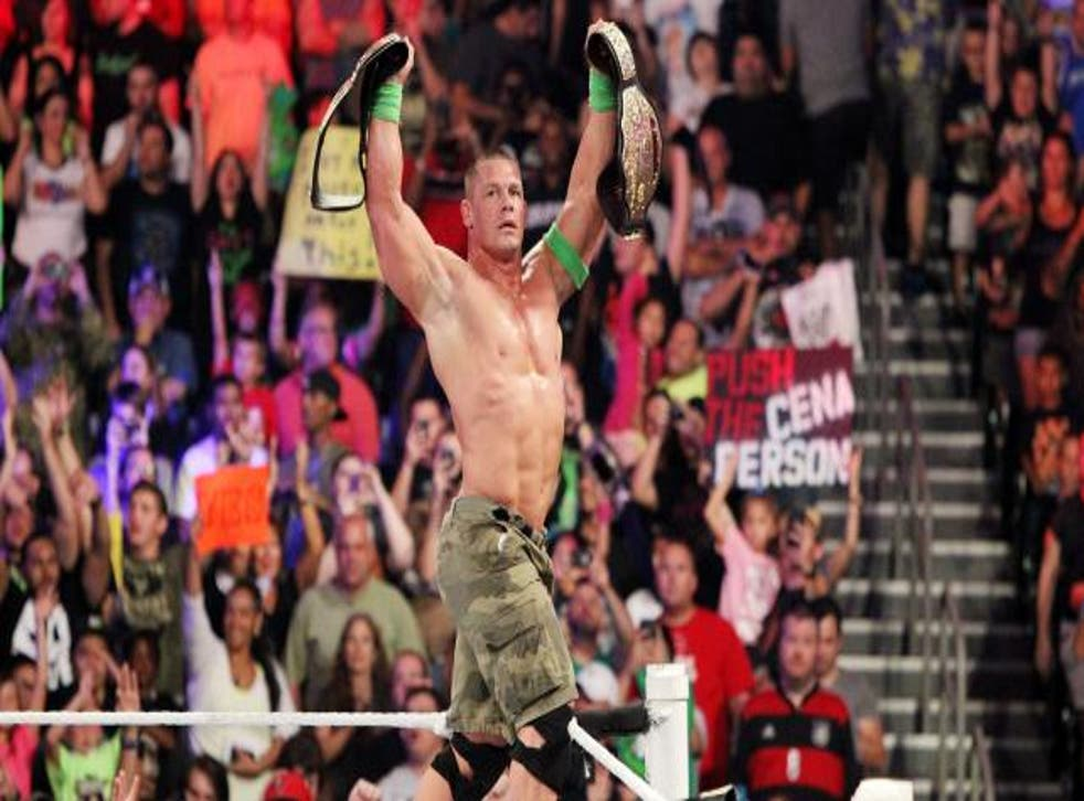 John Cena wins: will he face Brock Lesnar at SummerSlam?