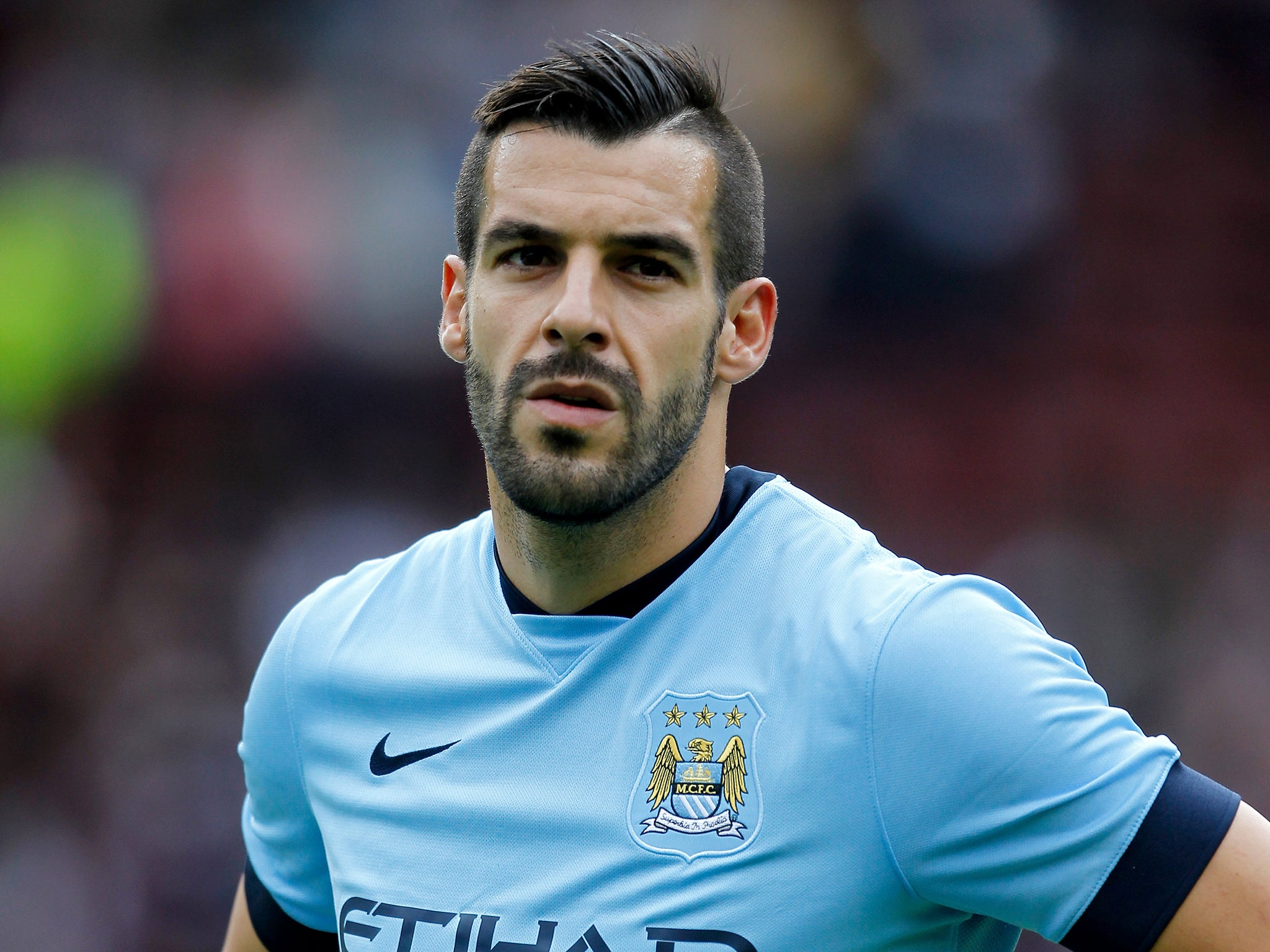 Alvaro Negredo injury latest Manchester City striker out for a