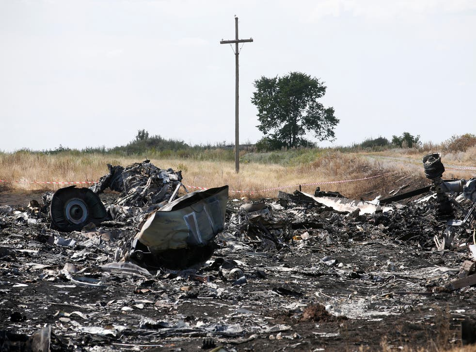 Ukraine had a jet flying close to the Malaysia Airlines passenger plane, Russia has claimed