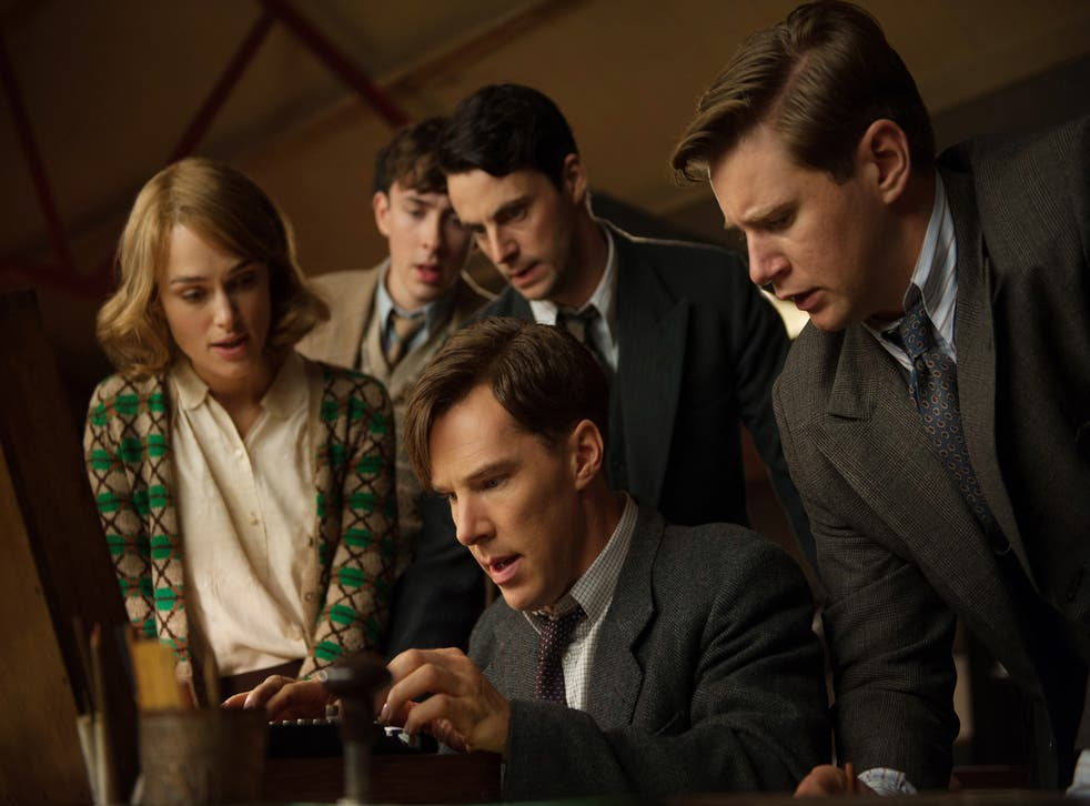 Keira Knightley and Benedict Cumberbatch star in Alan Turing biopic The Imitation Game