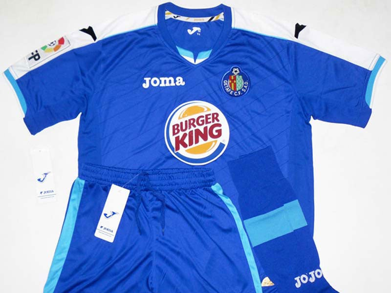 aeed678e2f Worst kits in sport: Spanish side release tuxedo-style home kit ...