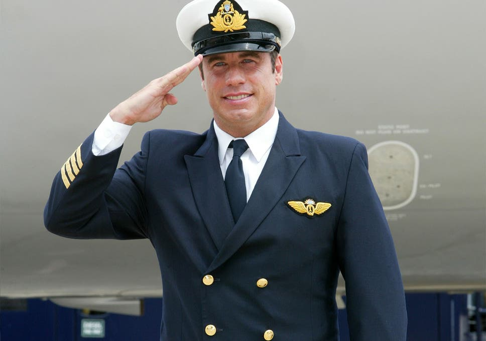 John travolta pilot certifications