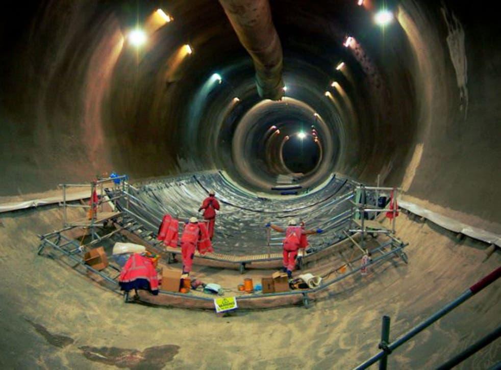 Going underground: 'The Fifteen Billion Pound Railway'