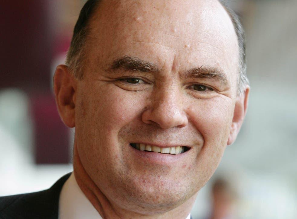 Ian Taylor, chief executive of Vitol
