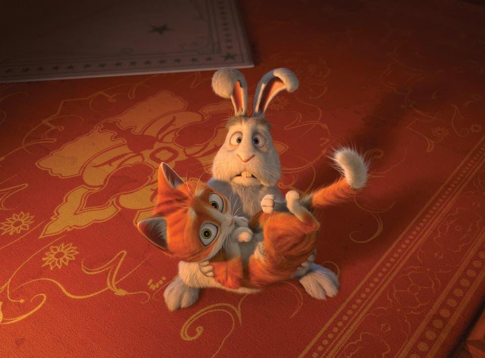 Mawkish Belgian animation 'The House of Magic'