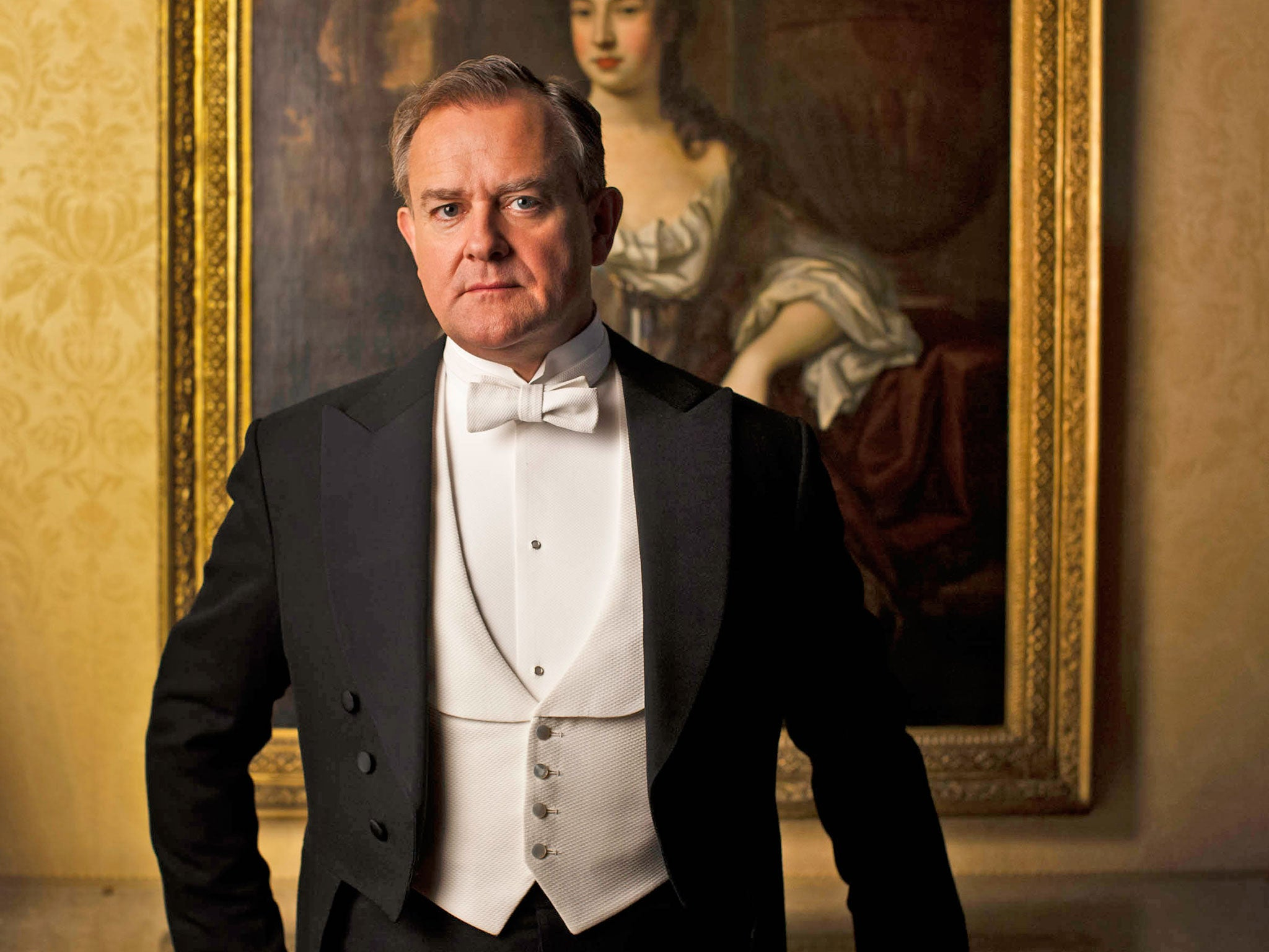 Downton Abbey series 5...