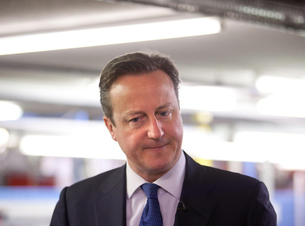 David Cameron's 'compassionate conservatism' is now lying on its back