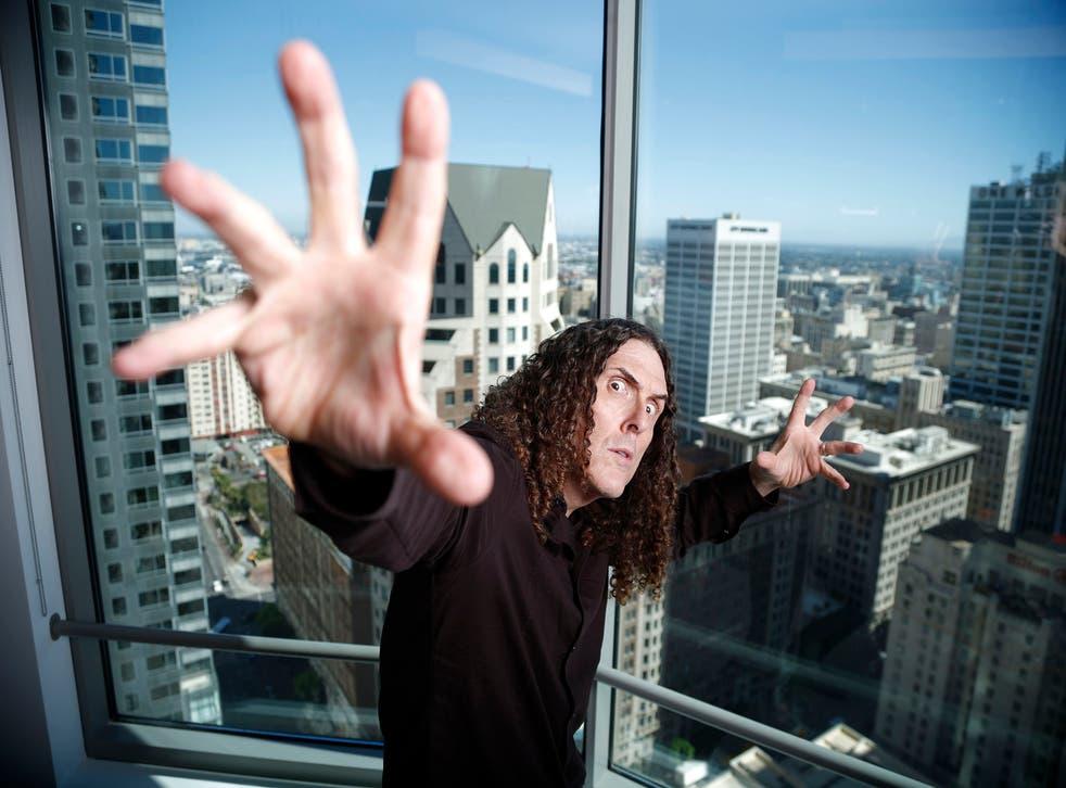 Comedian 'Weird Al' Yankovic