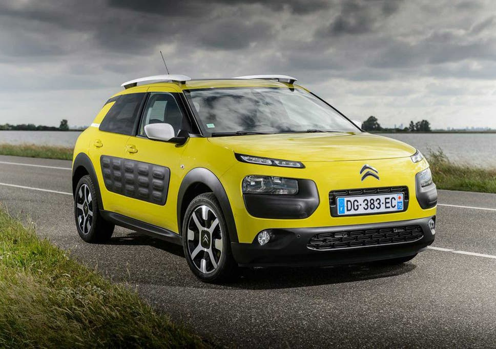Citroën C4 Cactus, motoring review: 'Right on the pulse of
