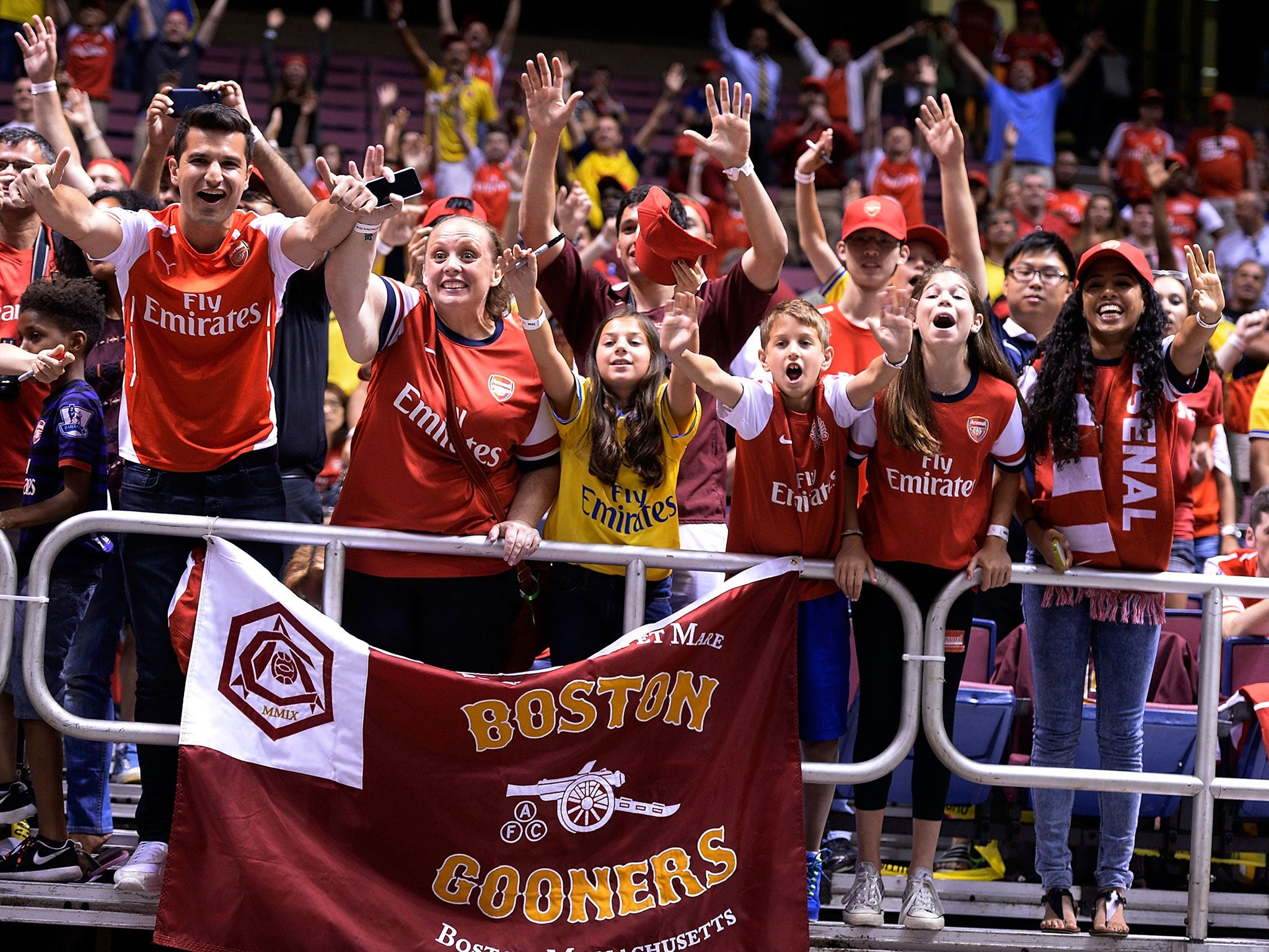 the love for soccer in america Soccer is a popular youth participant sport for americans generally and a popular spectator sport for the hispanic immigrant population otherwise, it's pretty far down the list.