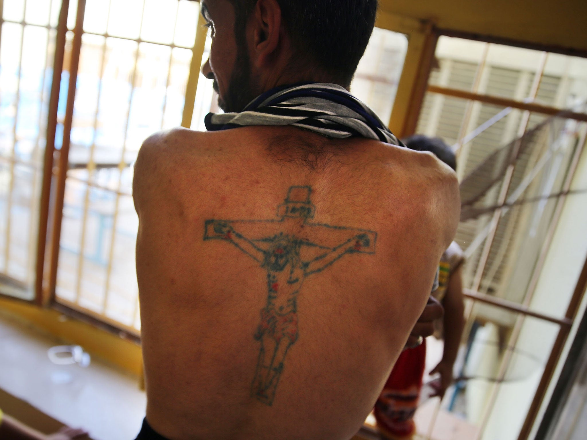 Iraq crisis: End 'very near' for Christianity after Isis takeover, says Vicar