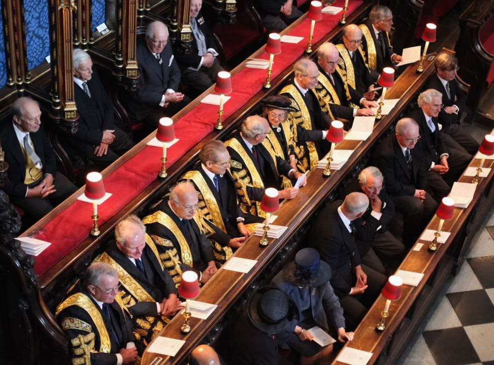 Equality: Baroness Hale has called for greater positive discrimination in the law