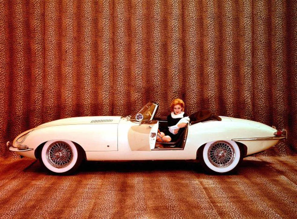 The Jaguar E-type is claimed to be phallomorphic