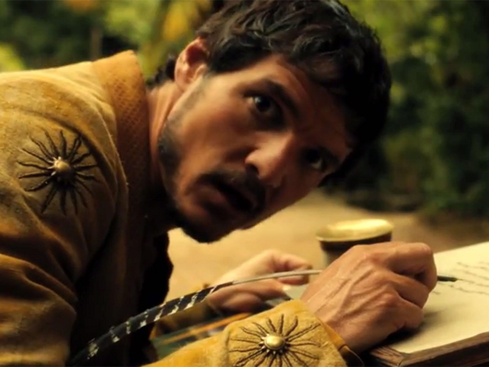 Game of thrones season 4 blooper reel unveiled at comic for Https pedro camera it login