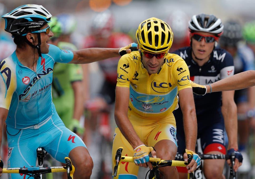 e939df990 Tour de France 2014  Vincenzo Nibali confirmed as champion as he ...