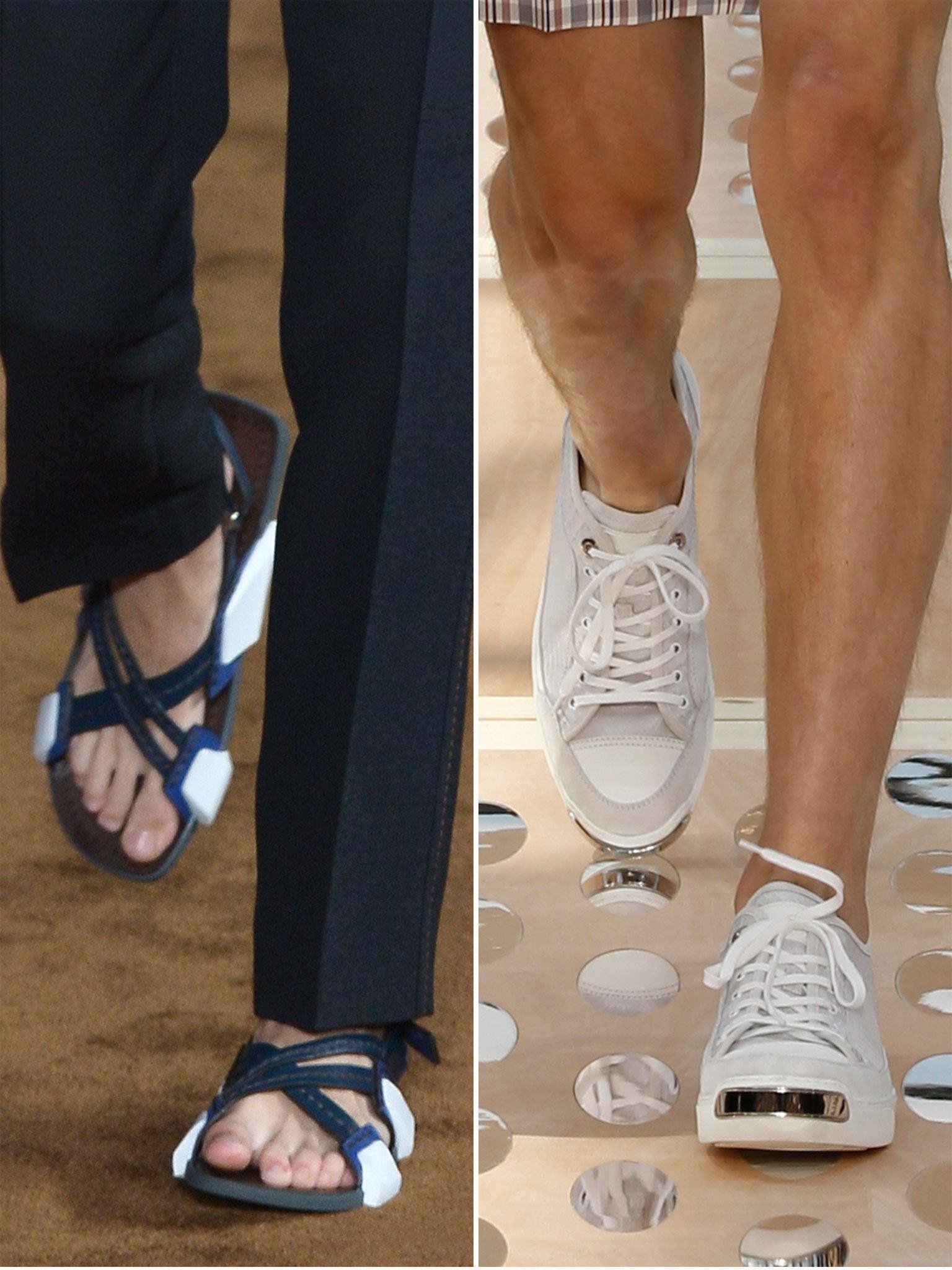 Sandals vs shoes - Sandals Vs Shoes 8