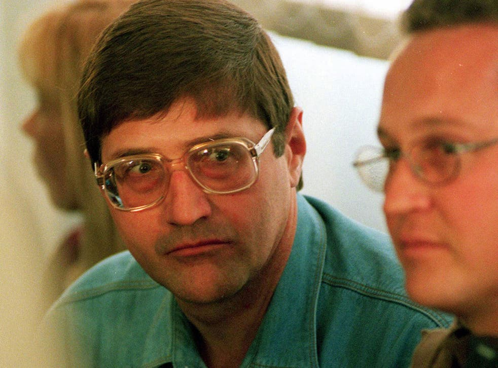 Eugene de Kock was sentenced to two life terms and more than 200 years, after a killing spree that cost dozens of lives, at an amnesty hearing of the Truth and Reconcilliation Commision (TRC) in Pretoria, South Africa