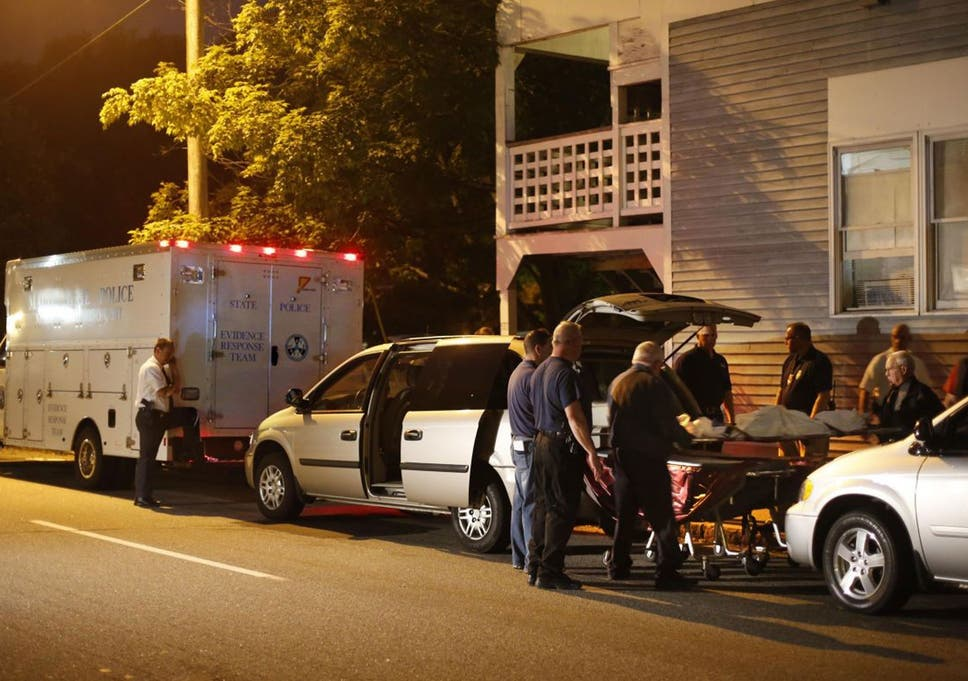Family of five found shot dead inside a US apartment in