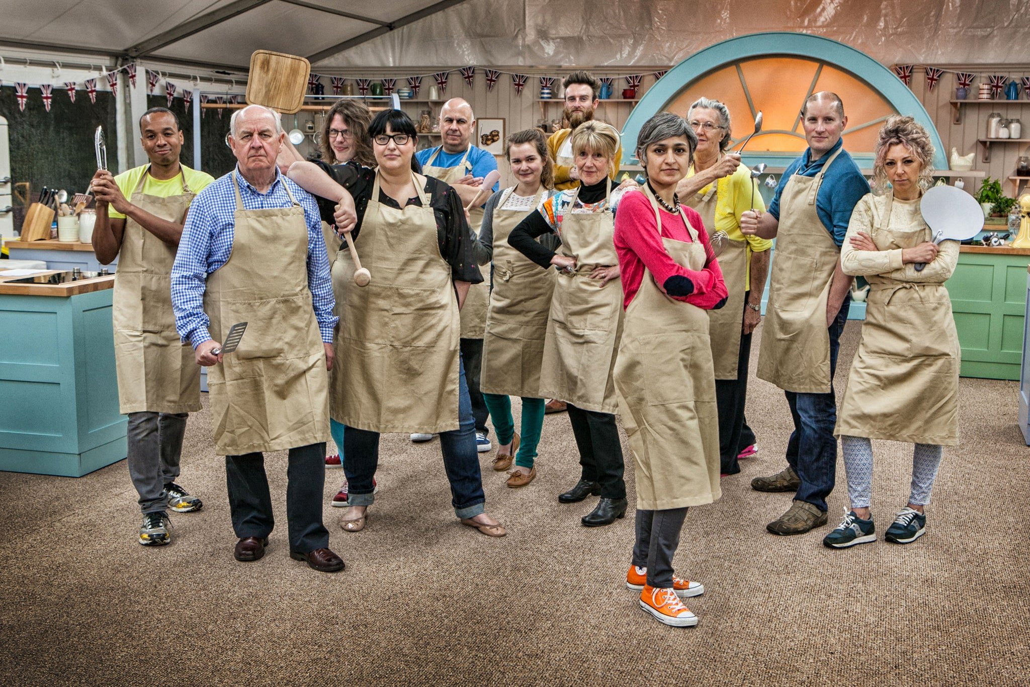 bakers dozen dating site 2016