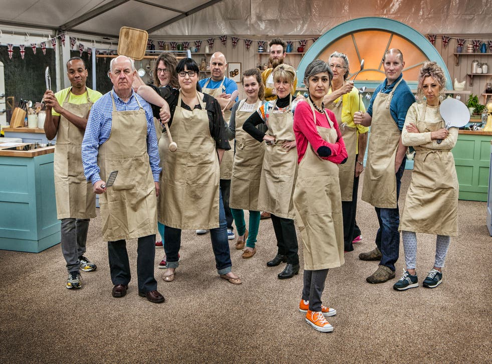 The Great British Bake Off 2014 contestants