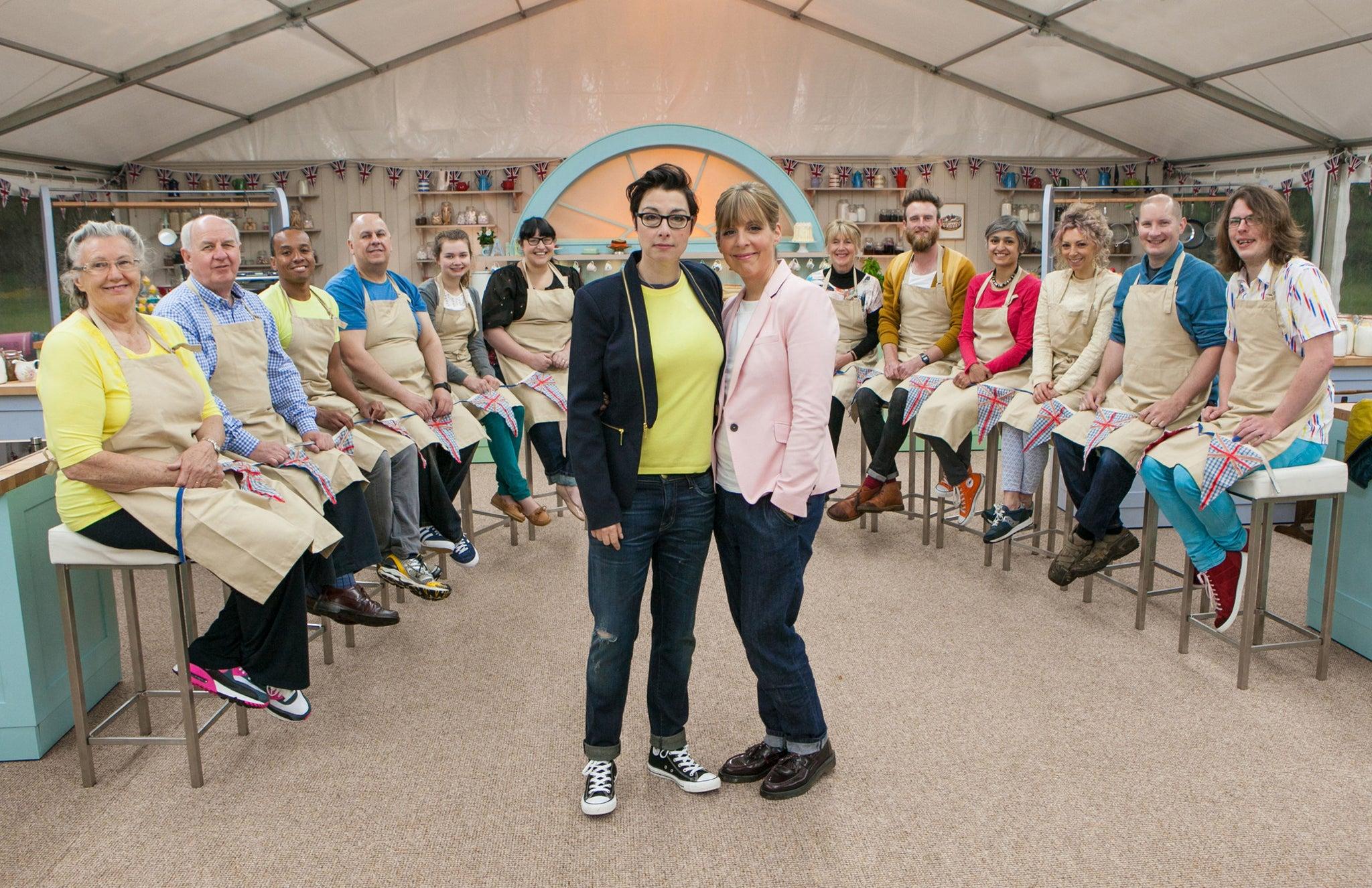 Great British Bake Off 2014 Contestants