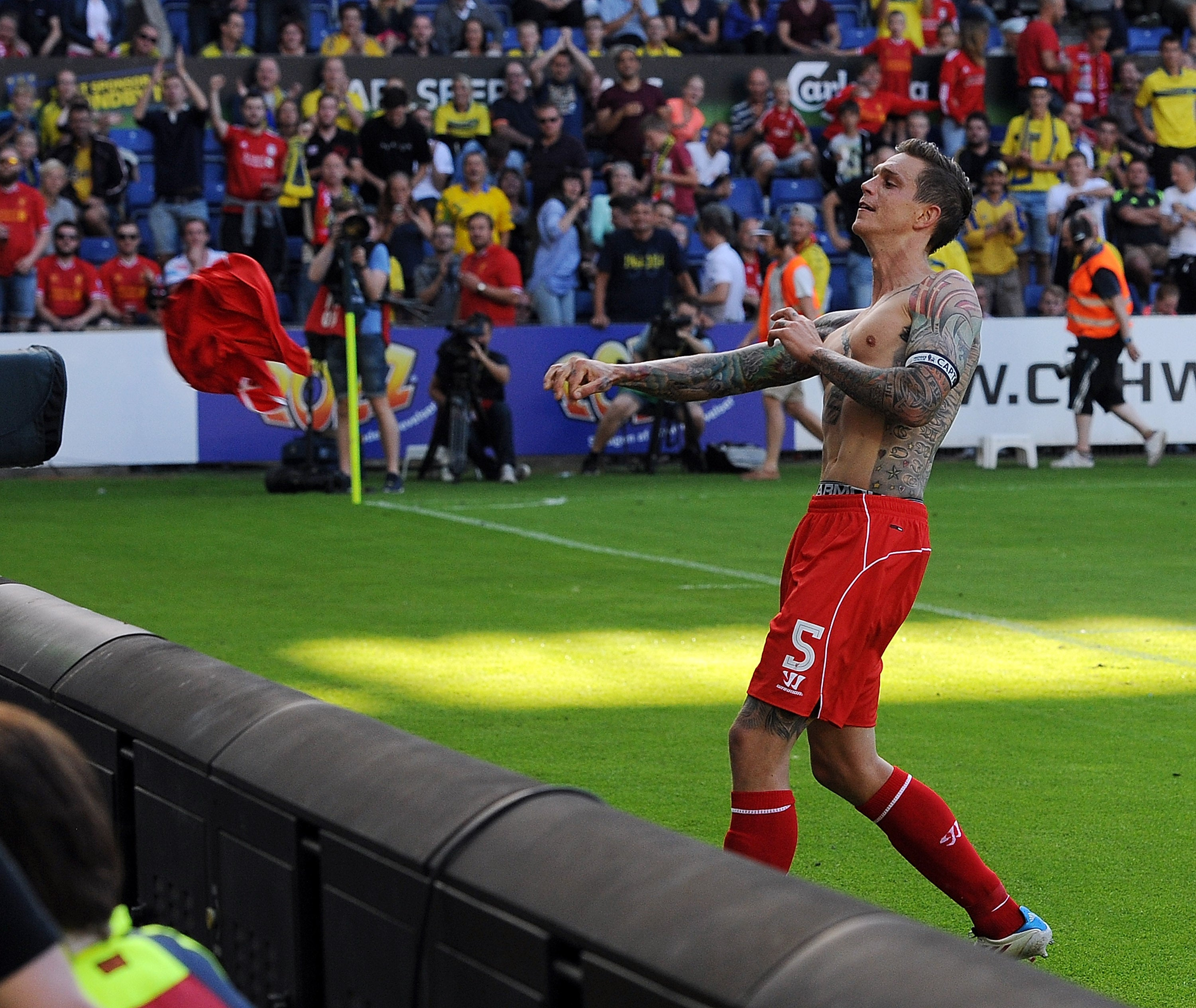 Liverpool Fc Transfer Gossip Reds Close In On Barcelona: Liverpool Transfer News: Daniel Agger Closing In On