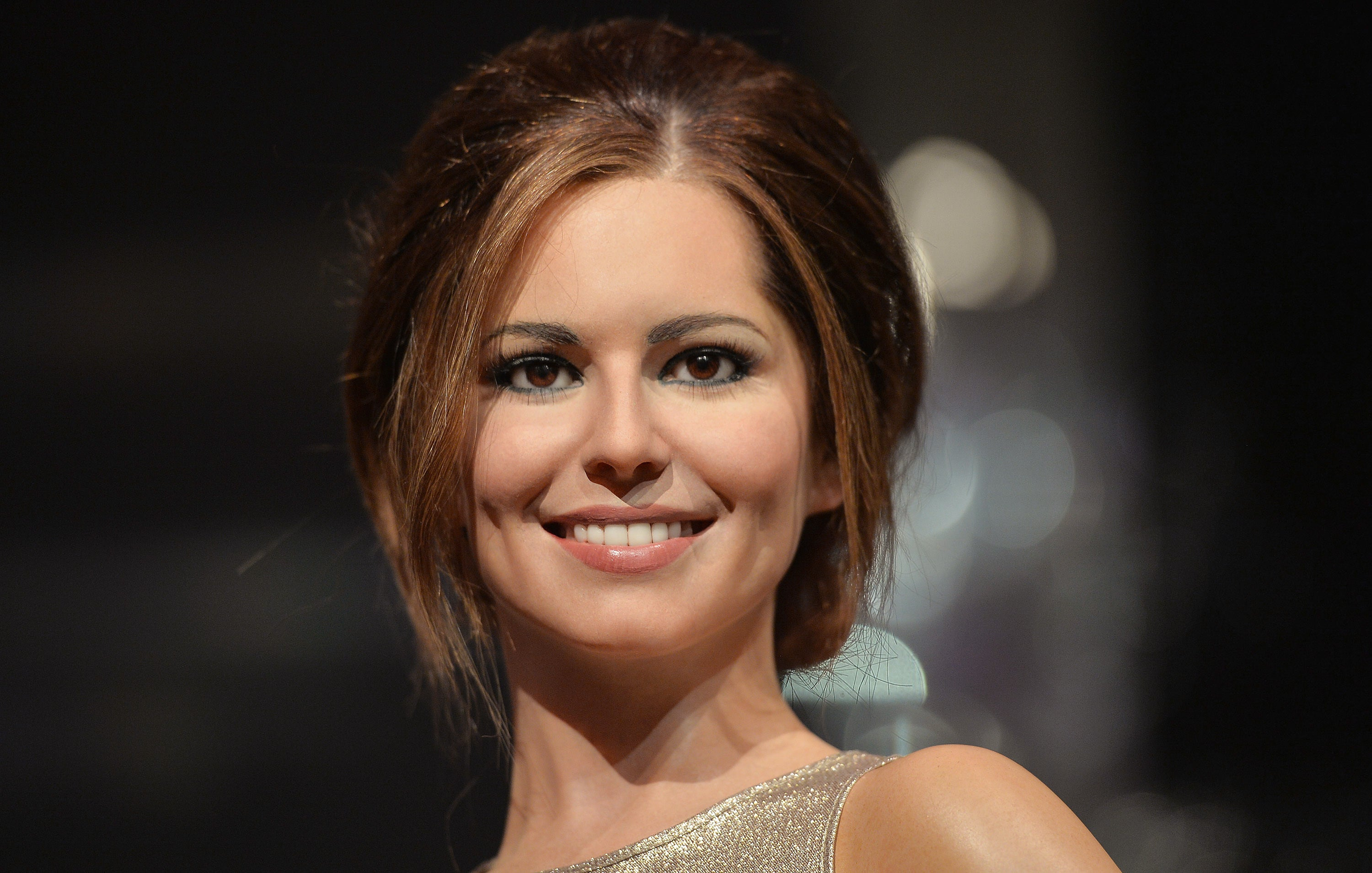 Cheryl Cole: Madame Tussauds could remove tattoos from singer's ... Cheryl Cole