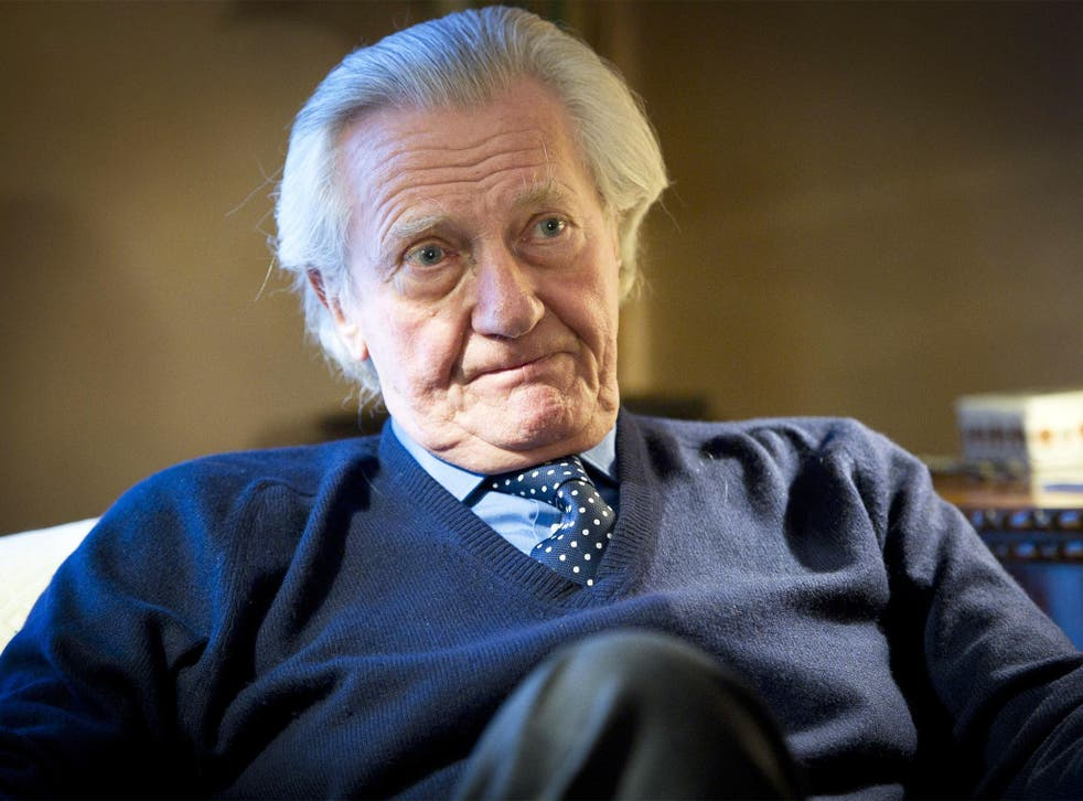 Lord Heseltine was sacked by Theresa May as a Government advisor after standing against Brexit in the House of Lords