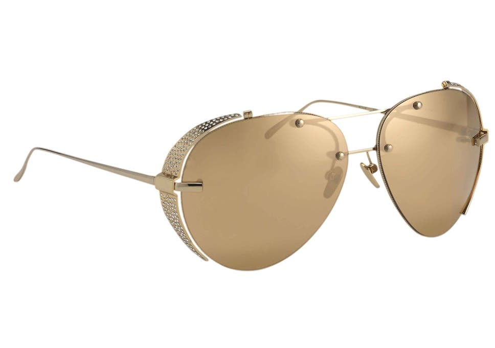 62e7d2b167 Linda Farrow s unveils the world s most expensive sunglasses