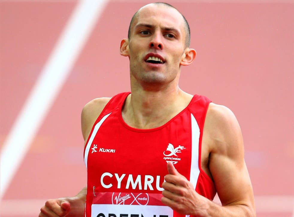 Dai Greene failed to make the 400m hurdles final after a troubled build-up