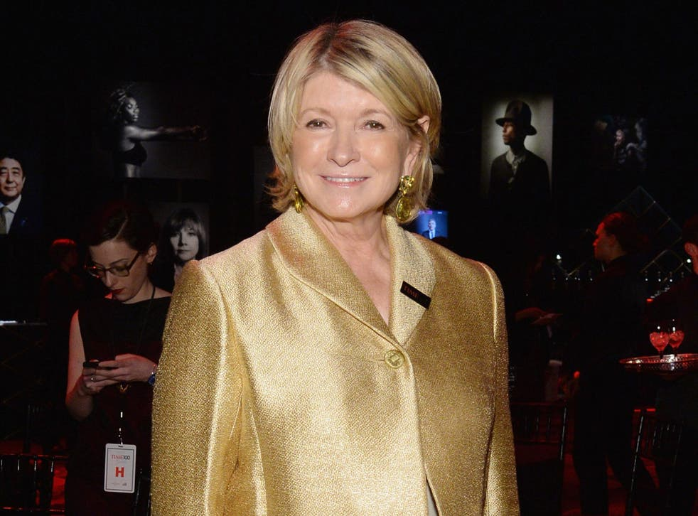 Martha Stewart has written about her love for her drone