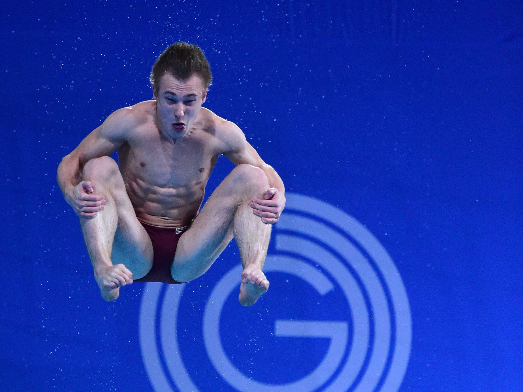 Commonwealth Games 2014: England's Jack Laugher settles ...