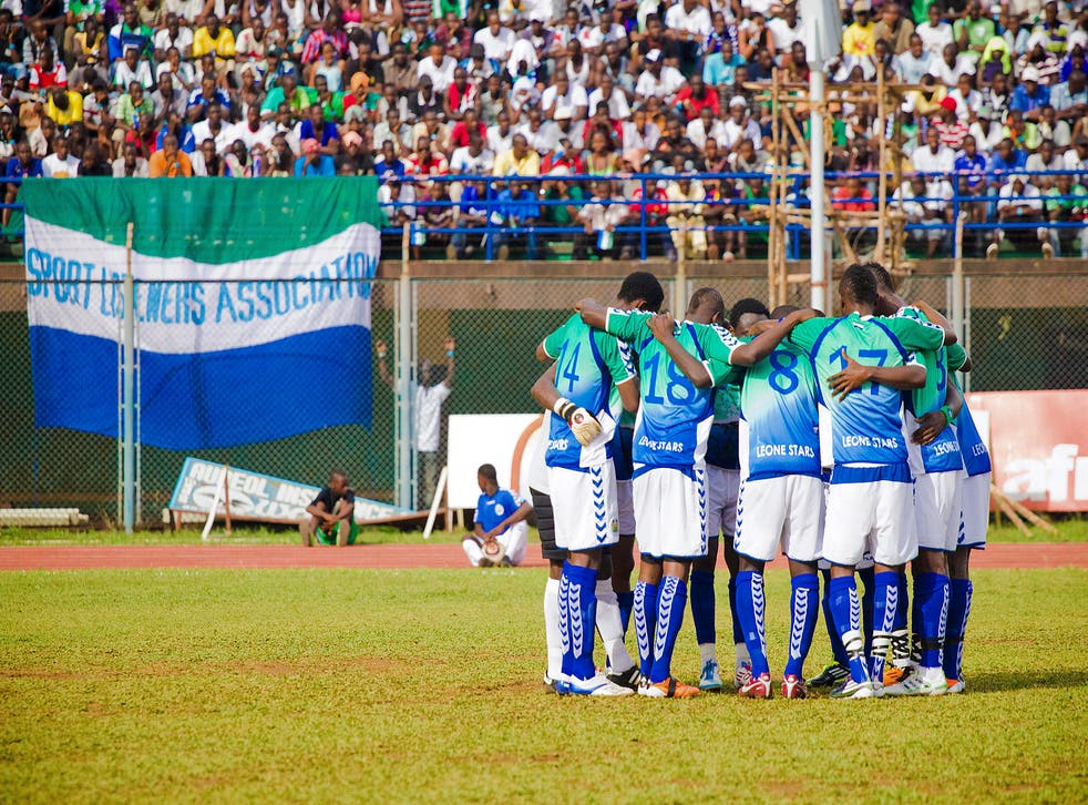Sierra Leone has cancelled its football matches following the outbreak of Ebola