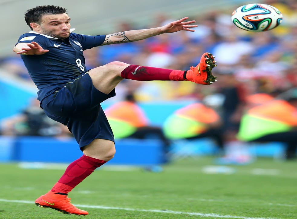 Valbuena is moving on after eight years with Marseille