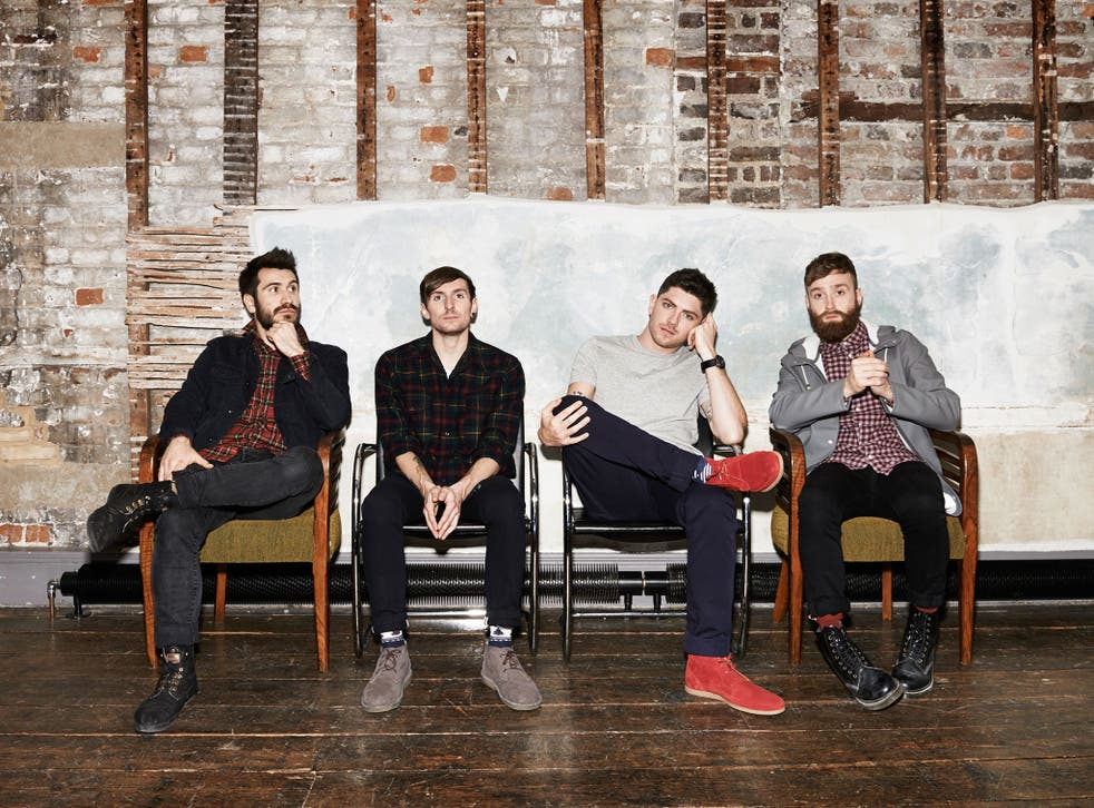 Twin Atlantic will play a string of UK gigs this autumn