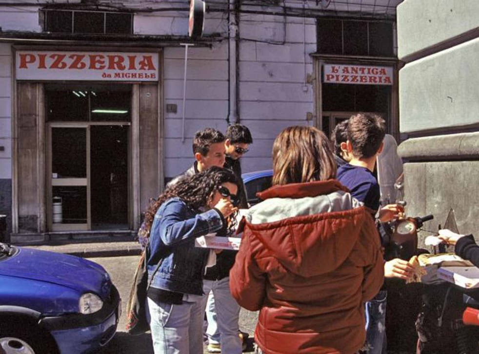 Upper crust: Da Michele, Naples, is the Holy Grail of pizza