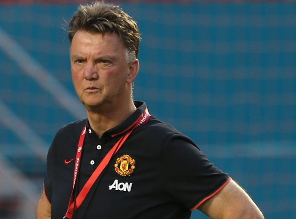Louis van Gaal has added Vanja Milinkovic to his ranks at Manchester United