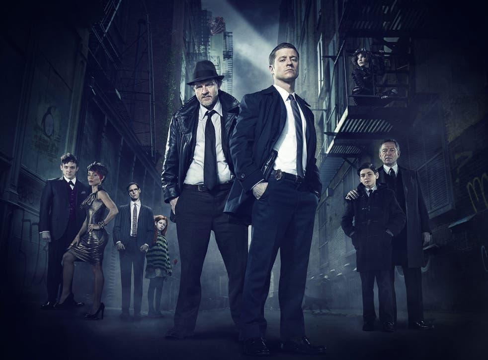 Gotham is coming to UK shores this autumn