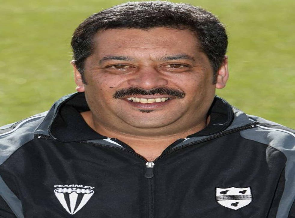 D'Oliveira: he helped Worcestershire to two county titles