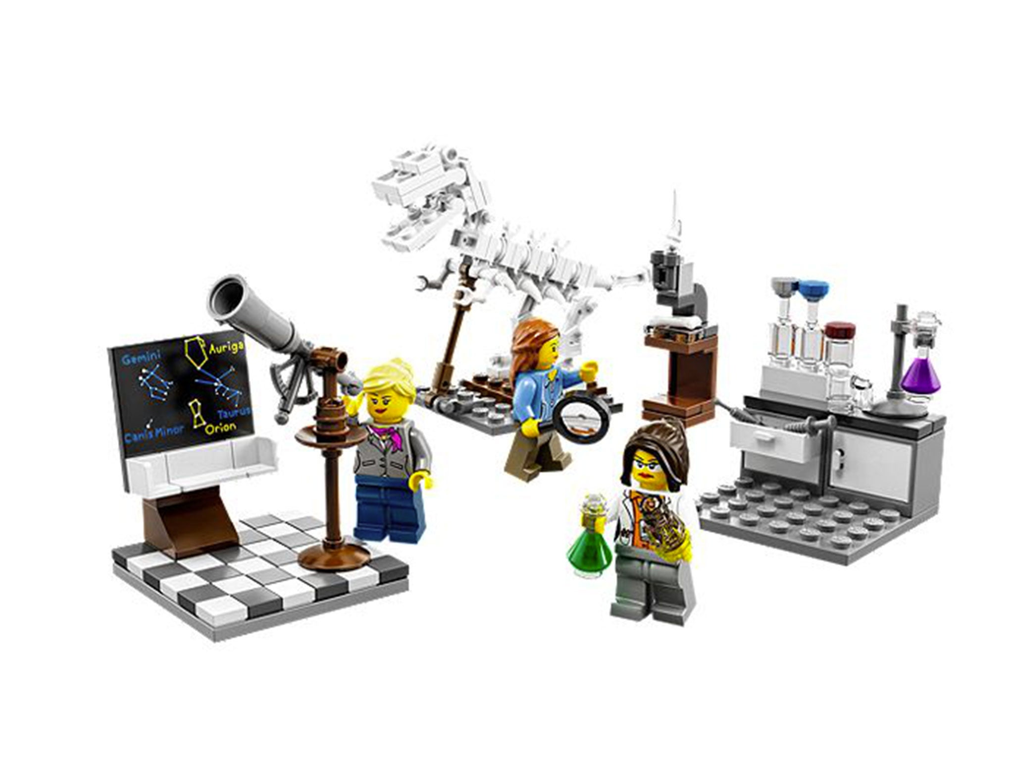 All Lego Toys : Lego launches first ever female scientist set after girl s